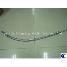 Cable de seguridad de verificación de látigo de acero al carbono