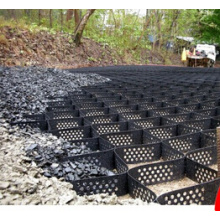 Geocell Grass Seed Mats 50mm - 200mm Zelle Tiefe HDPE Smooth