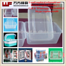 thin wall container injection mould made in China/OEM Custom thin wall container injection mold making