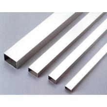 Высококачественная бесшовная прямоугольная труба из нержавеющей стали