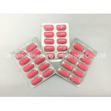 Pharma pharmaceutiques certifiés par GMP, comprimés d'ibuprofène de haute qualité
