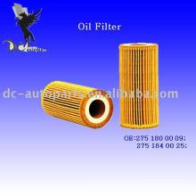 Мерседес-Бенц элемент масляного фильтра комплект 275 180 00 09