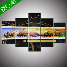 BC16-0014 100% quality Abstract oil painting on canvas paint landscape painting