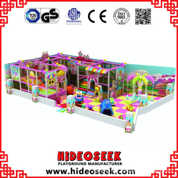 Candy Theme Amazing Naughty Castle for Children