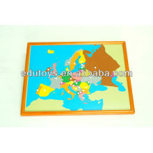 Montessori Spielzeug Wooden Puzzle