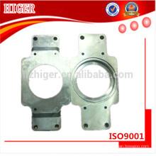 piezas de la máquina del cnc / piezas de aluminio anodizadas trabajadas a máquina del CNC / partes de la máquina del aguanieve