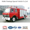 Caminhão de bombeiros Euro3 da espuma de 5ton 6ton Dongfeng EQ1141kj 153