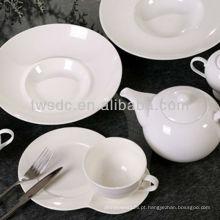 Royal porcelana fina para aluguel de casamento