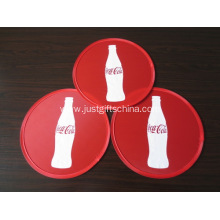 Budget Polyester Frisbees Coca-Cola