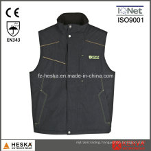 OEM Workwear Men Bodywarmer TPU Vest