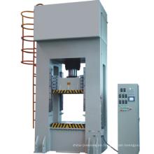 Prensa hidráulica de precisión multifuncional con marco H 200T