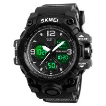 reloj digital skmei 1155B Dual Time relojes para hombres Analog Digital Mens Sport Watch