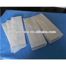 La mejor bolsa de papel Gusseted de la esterilización de la Seco-calor de la mejor calidad