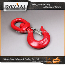 Lifting Swivel Hook with Latch