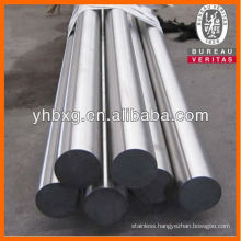 Top quality 630 stainless steel round bar approved by BV
