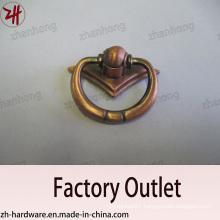 Door Handle, Zinc Alloy Pull, Door Knocker, Archaize Handle (ZH-1368)