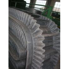 Sidewall Conveyor Belting System Cc Ep St 100-5400n/mm Huayue