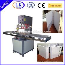 Máquina de soldadura plástica de alta freqüência da pasta de lima do PVC