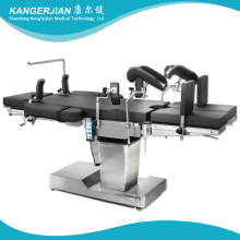 Hospital multifunction electric hydraulic operation table