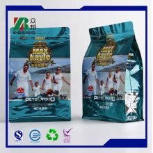Stehen Sie oben Beutel-Plastiktasche für Haustier-Nahrungsmittelbeutel (ZB18)
