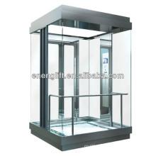Безопасный и дешевый панорамный лифт