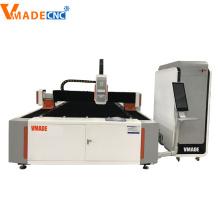 Cortadora láser CNC VLF1530 500w Hoja de metal