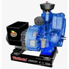 Schließen Sie gekoppelte Generatoren 1500 U / min