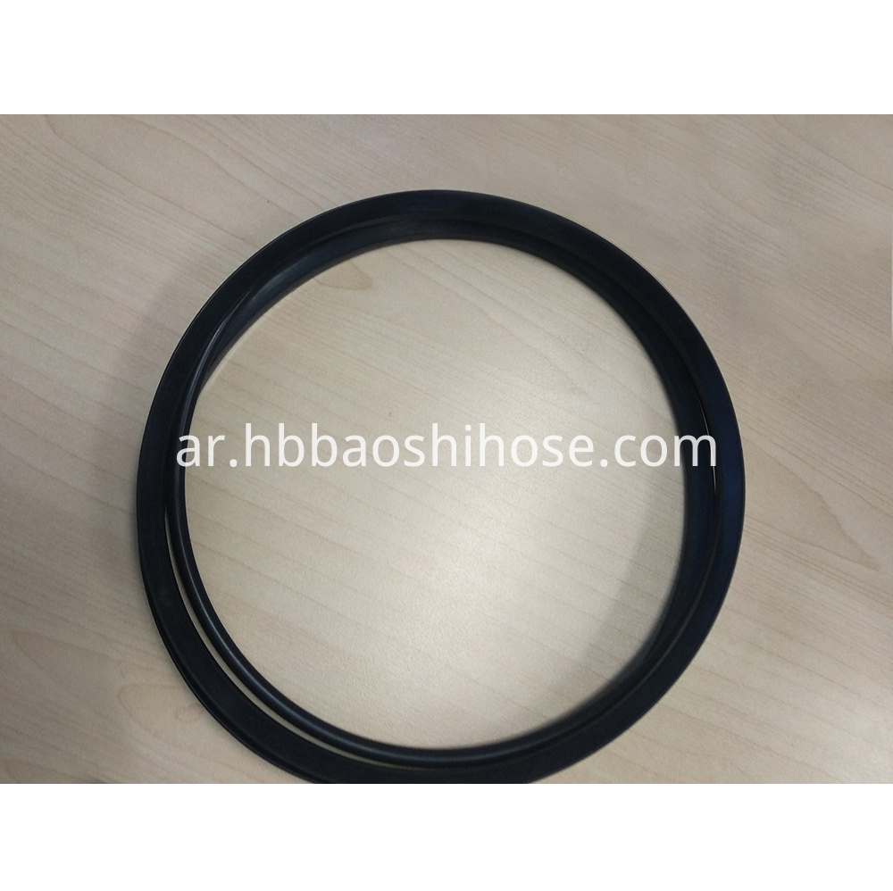 Rubber Trimmed V-belt