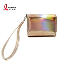Designer Card Holder Wallet with Coin Pocket