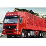 HOWO 4X2 CNG Tractor Truck