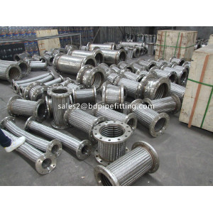 Bellow Connector metal expansion joint