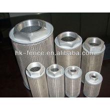 cartucho de filtro de combustível / elemento de filtro (fábrica de anping)