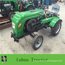 Prices of Agricultural Tractor 15HP Farming Mini Tractor