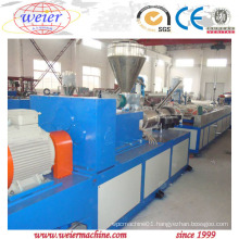 Sjsz51/105 Extrusion Production Line for PVC Plastic Window Door Profiles