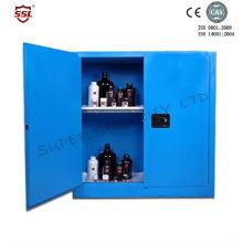 Acid Corrosive Chemical Storage Cabinet , 1 Shelf