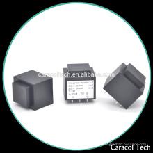 Transformador ei-96 de 220v ac a 12v dc serie EI