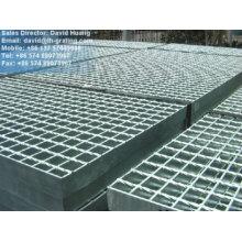 galvanized bar grating, galvanized steel grating,galvanized grating