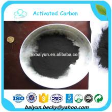 Vente chaude à base de bois charbon actif pour le sucre de canne
