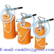 Manual High Pressure Lubrication Oil Grease Pump - 5L/10L/16L