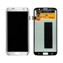 Teléfono móvil LCD con marco para Samsung S7 Edge