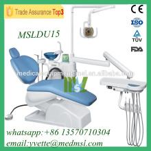 MSLDU15M Großhandel dental Stuhl besten zahnärztlichen Stuhl Hersteller China