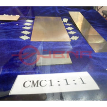 Copper Molybdenum Copper Thermal Management Base Plates for Hybrid Hermetic Packaging