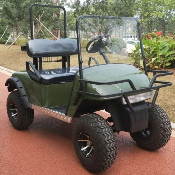 2-sitsig off-road golfbil