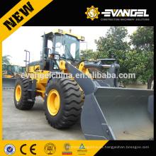 Máquina de construcción pesada zl50gn 5 toneladas cargador de ruedas precio barato