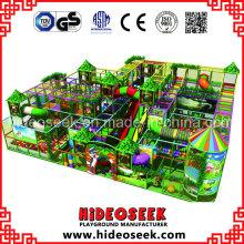 Fabricante de China do campo de jogos Indoor dos miúdos