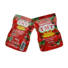 Standing Strong Sachet Tomato Paste From China