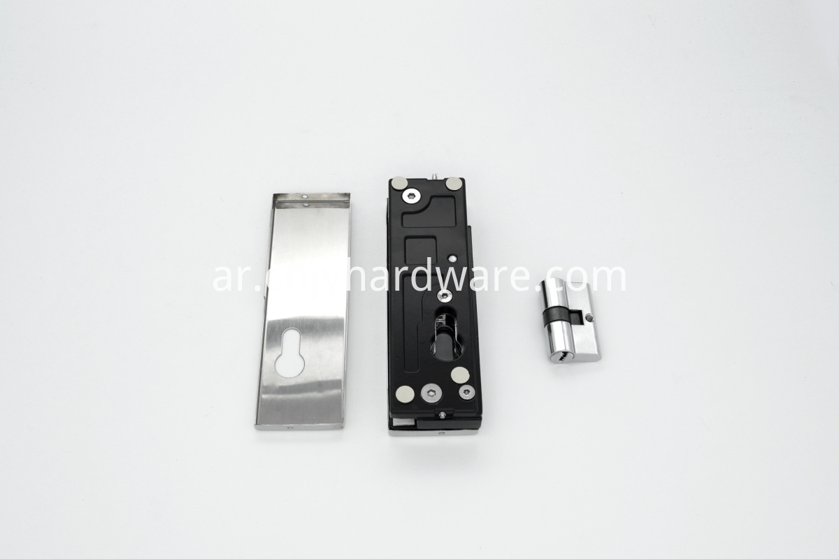 Glass Pivot Fitting Glass Door Patch