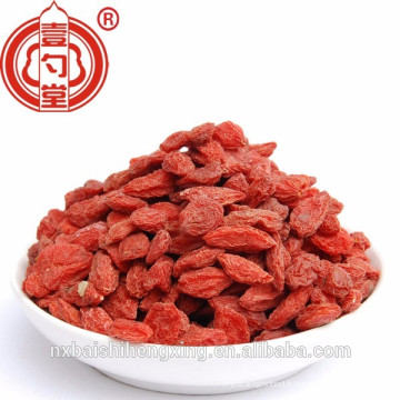 Lycii fructus, Gouqi zi / Ningxia Goji goji baies de Goji séchées de qualité supérieure / Boxthorn / santé séchée Wolfberry chinois nutrition