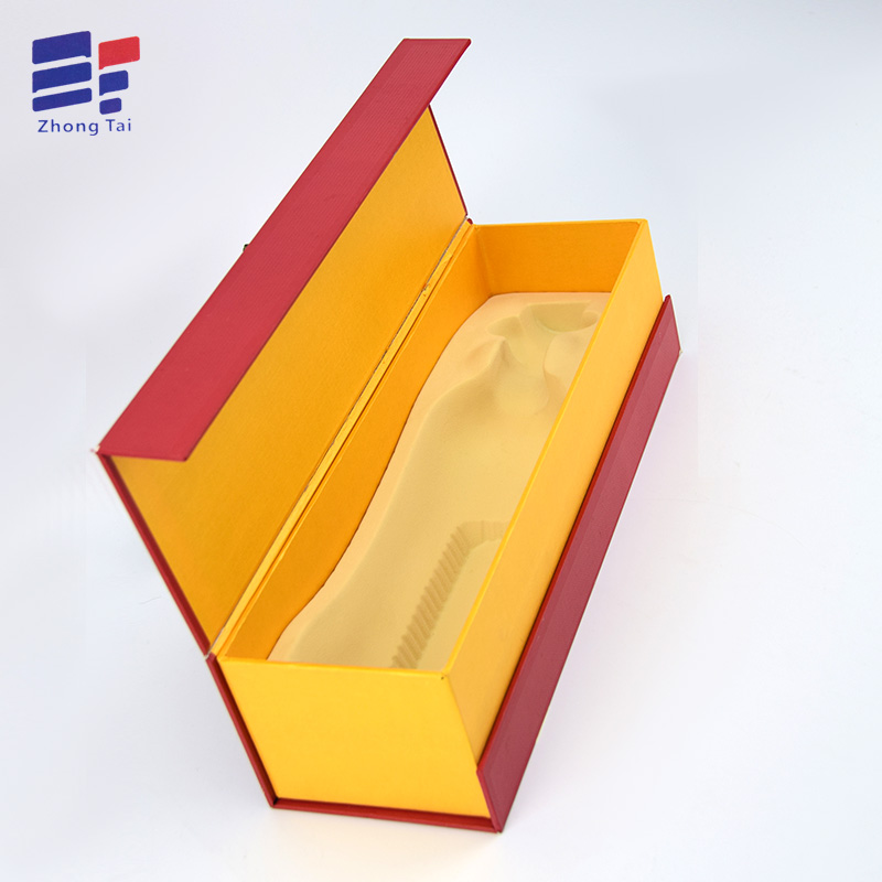 Packaging Box With Lint