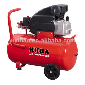no mute compresor de aire lubricado de corriente alterna en venta